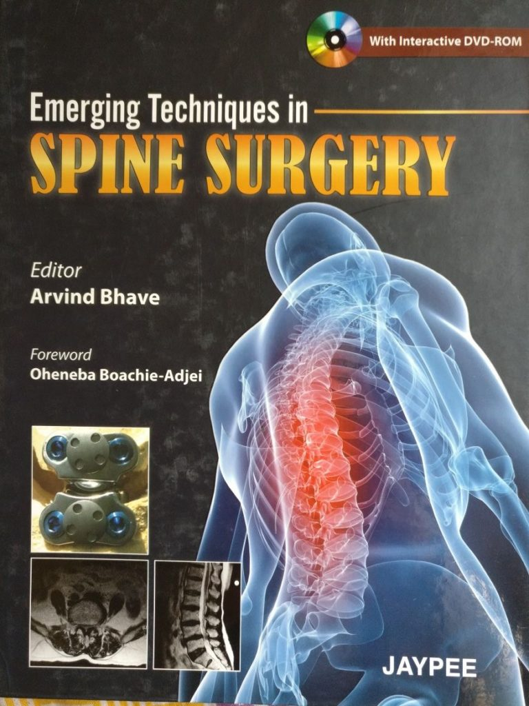 About Dr Arvind Bhave | About Bhave Hospital | Spine Clinic